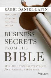 Business Secrets from the Bible, 350x533