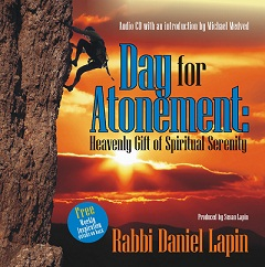 Day for Atonement front cover