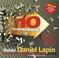 10 Commandments CD Case